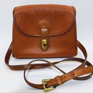Vintage Dooney & Bourne AWL arrowhead essex purse